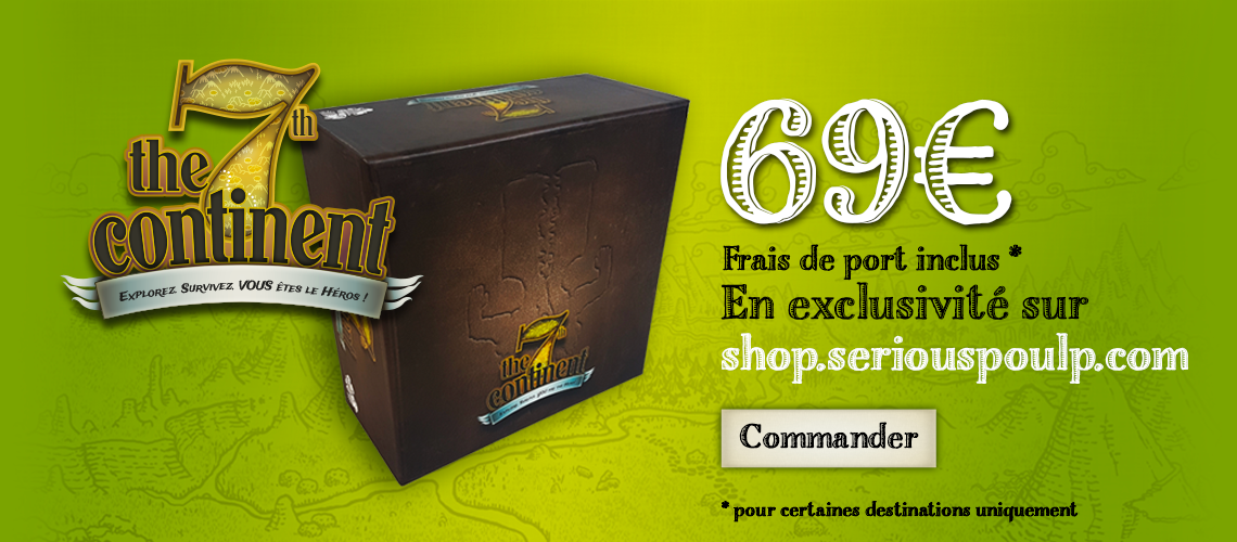 7TC 59€ exclusivité